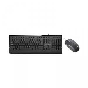 Keyboard Delux DLK-6010U + mouse DLM-375U USB
