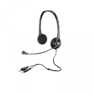 Headphones with mic Plantronics AUDIO 322 with microphone