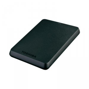 External HDD Toshiba CANVIO BASIC 1TB USB 3.0