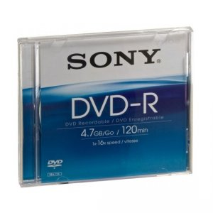 Media Sony DMR47AS16 DVD-R 52042047