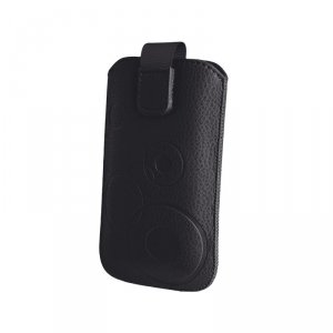 "Smartphone case GreenGo SLIM UP VINCI 4"" BLACK T_0006024"