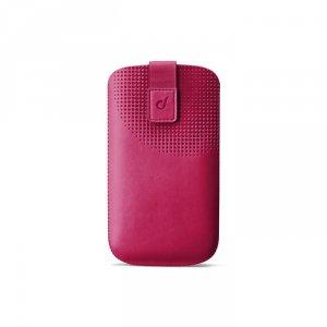 Smartphone case Cellularline TATTO XXXL PINK TATTOSLXXXLP