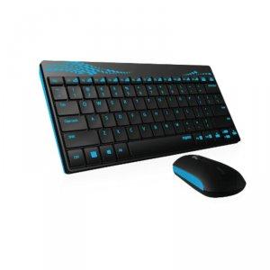 Keyboard Rapoo 8000 13232 + МИШКА БЕЗЖИЧНИ СИНИ