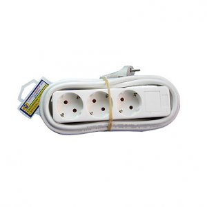 Surge Protector ЕТС 3X16A 3M 13031