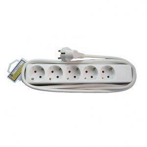 Surge Protector ЕТС 5X16A 3M 15031