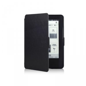 "e-Book case KINDLE 6"" 2014 BLACK+screen prot+STYLUS"