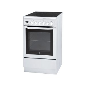 Cooker (electric) Indesit I5VM6HA(W)/BG
