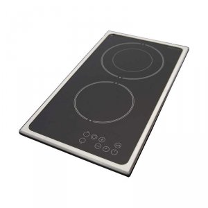 Built-in Ceramic Hob Finlux FXVT 322D IX