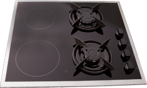 Built-in Combined Hob Finlux FXV 622S