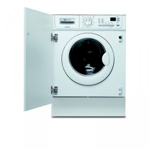 Built-in Washing Machine Electrolux EWG147410W