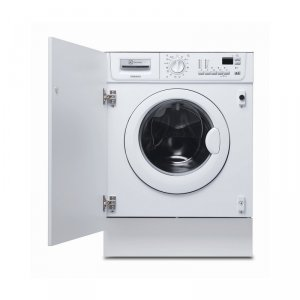 Built-in Washing Machine Electrolux EWX147410W