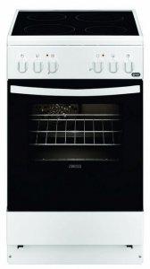 Cooker (electric) Zanussi ZCV550G1WA
