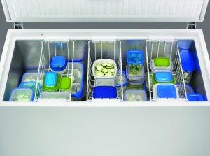 Freezer Zanussi ZFC41400WA
