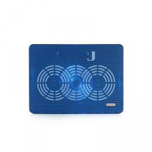 Notebook cooler LOGIC LCP-09 BLUE