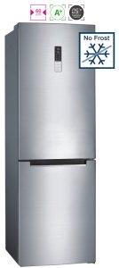Fridge Freezers Finlux FNC-310 IX