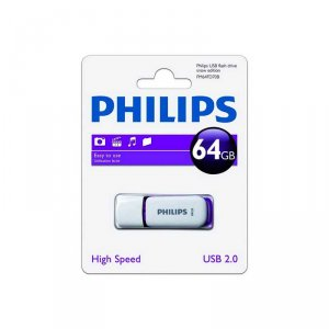 USB flash memory Philips SNOW EDITION 64GB 2.0