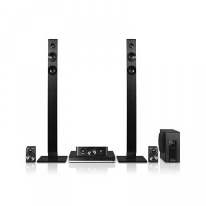 Home Theatre Panasonic SC-BTT465EG9 3D