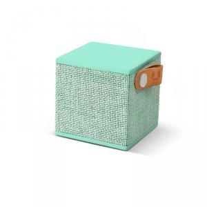 Portable speaker Fresh 'n Rebel ROCKBOX CUBE FABRIQ EDITION PEPPERMINT