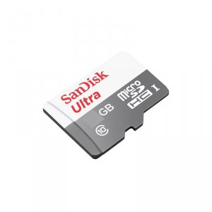 Memory card SanDisk MICRO SD ULTRA 16GB SDSQUNB-016G-GN3MN