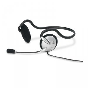 Headphones with mic Logitech PC880 WITH MICROPHONE