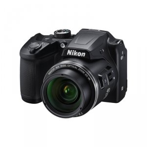 Camera Nikon COOLPIX B500 BLACK + CHARGER + 4ХАА 2100 MAH