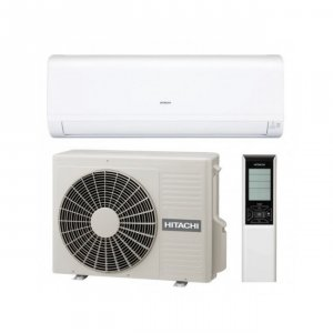 Air Conditioners Hitachi RAK-35RPC/RAC-35WPC