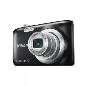 Camera Nikon COOLPIX A100 BLACK + CASE + 8GB