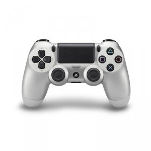 Gamepad Sony PS4 DUALSHOCK 4 SILVER