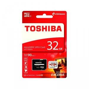 Memory card Toshiba MICRO SD 32GB CLASS 10 UHS-I 90MB