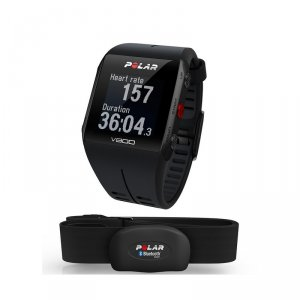 SmartWatch Polar V800 HR GPS BLACK/GREY