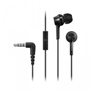 Headphones with mic Panasonic RP-TCM105E-K