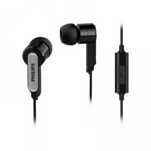 Headphones with mic Philips SHE1405BK/10