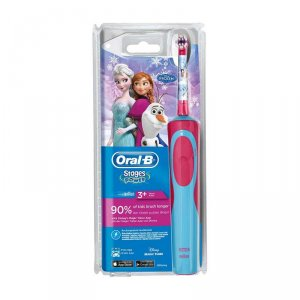 Electric Toothbrushes Oral B D12 FROZEN