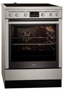 Cooker (electric) AEG 47056VS-MN