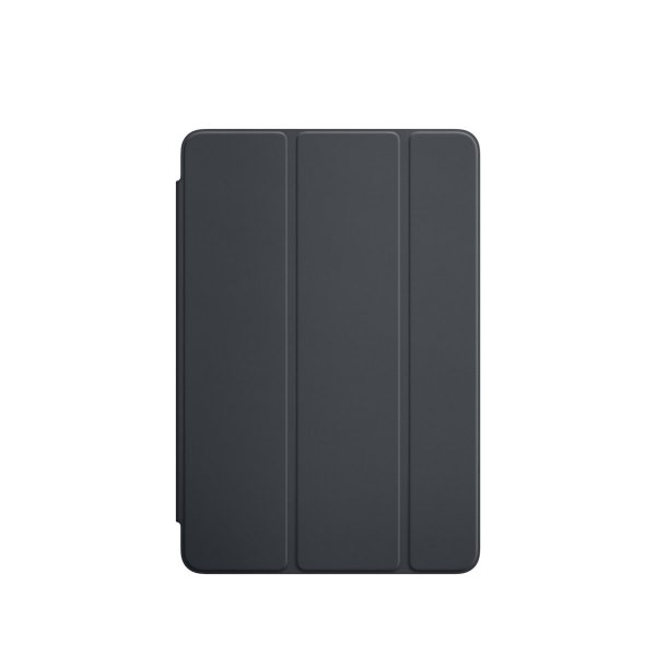 Tablet case APPLE iPAD MINI 4 SMART COVER GRAY MKLV2ZM/A***