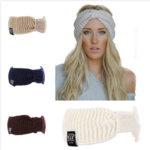Плетена лента за глава