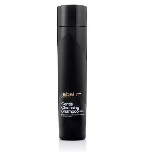 Мек шампоан за ежедневна употреба label.m Gentle Cleansing Shampoo 300мл