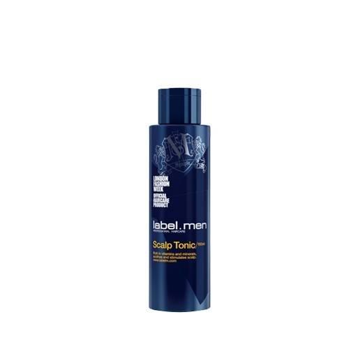 Подхранващ скалп тоник за мъже за стимулиране на растежа на косата Label.m Men Scalp Tonic 150 мл