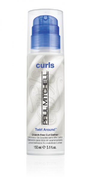 TWIRL AROUND®  крем-гел за меки и дефинирани къдрици