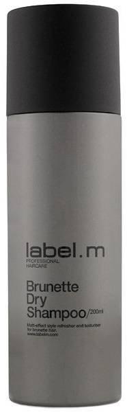 Сух шампоан за брюнетки label.m Brunette Dry Shampoo 200мл