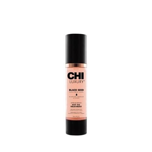 Интензивно възстановяващо горещо масло CHI Luxury Black seed oil Hot oil 50 мл