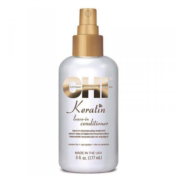 Кератинов подхранващ балсам за коса без изплакване CHI 177 мл.