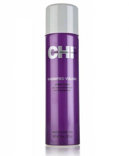 Подхранваща пяна за обем CHI Magnified Volume Spray Foam 227гр