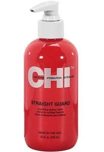 Крем за изправяне и приглаждане на косата CHI Stright Guard 251мл.