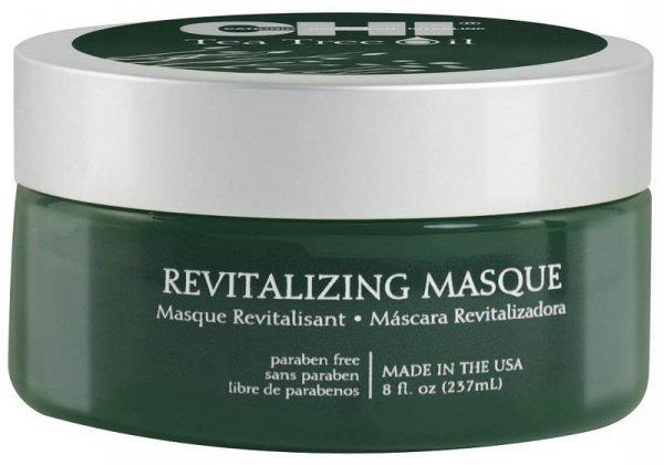 Подхранваща маска за коса с масло от чаено дърво CHI Tea Tree Oil Masque 237мл