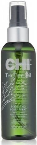 Успокояващ спрей за чувствителен скалп CHI Tea Tree Oil Scalp Spray 89мл