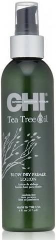 Лосион за сешоар с масло от чаено дърво CHI Tea Tree Oil Blow Dry Lotion 177мл