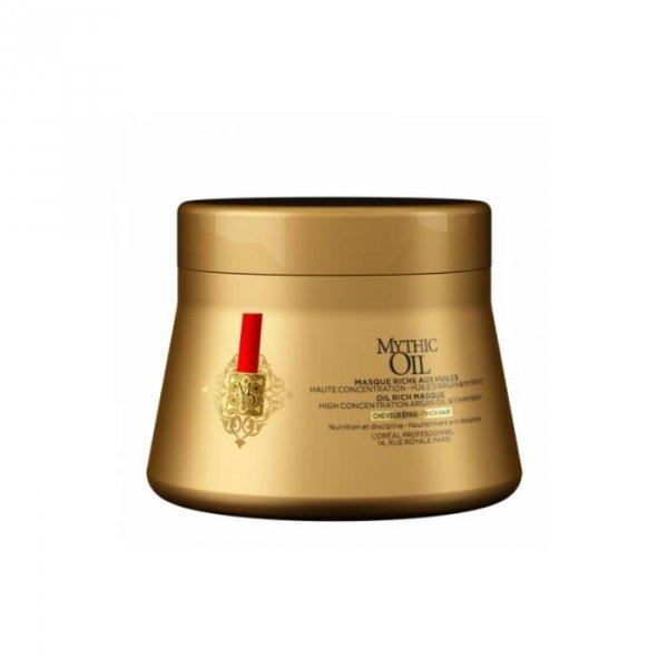 Маска за плътна коса LOrеal Professionnel Mythic Oil 200мл