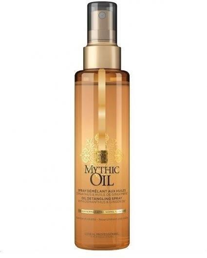 Спрей за лесно разресване на нормални до фини коси LOrеal Professionnel Mythic Oil 150мл