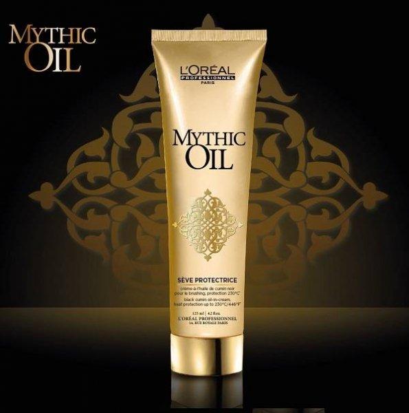 Термо крем-олио LOreal Professionnel Mythic Oil Seve Protectrice 150мл